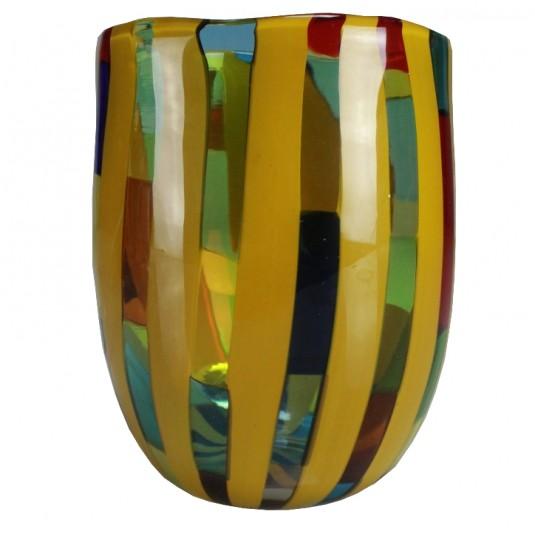 Fantasy, Lampada Multicolore Senape