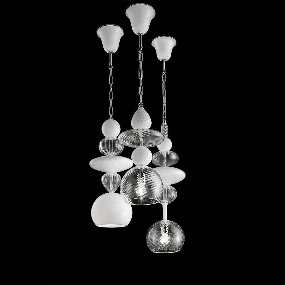 lampadario moonlight lanterna a 3 luci