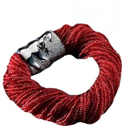 Arianna, bracciale rosso