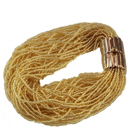 Arianna, bracciale oro