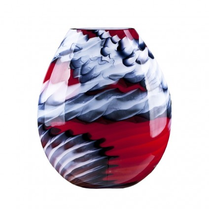Loft, Lampada Variegato Rosso