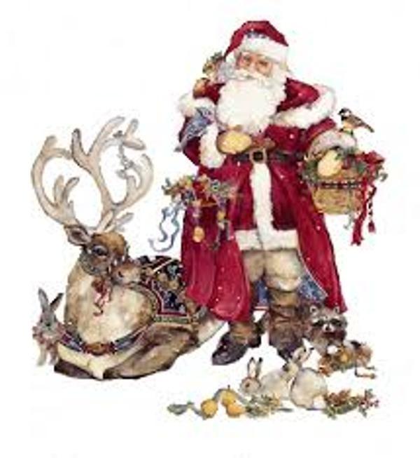 Non solo Santa Claus!!!