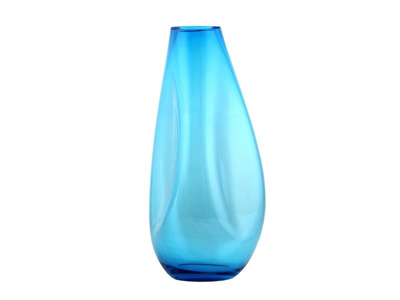 Vaso vetro di Murano Campiello